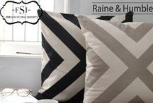 Raine & Humble / R&H - an Australian home and kitchen furnishings brand delivering classical antiquity and innovative modernity with its ranges and product lines which includes home décor, cushions, kitchen products and more!