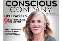 Issue 8 - July/August 2016 / Issue 8 is all about women and leadership (with plenty of material for readers of all genders). We feature interviews and profiles of inspiring leaders like Kat Taylor of Beneficial State Bank, shareholder advocate Natasha Lamb, Energy Excelerator's Dawn Lippert, award-winning architect Sarah Wigglesworth, Brook Eddy of Bhakti Chai, Kiverdi's Lisa Dyson, and more.