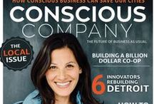 Issue 9 - September/October 2016 / We're going local in Issue 9, taking a deep look at what it takes to create thriving communities, where some attempts fall short, and how conscious business can and does help. We have interviews and advice from top CEOs, including George Siemon of billion-dollar farmers' co-op Organic Valley; Robyn Sue Fisher, who built a 200-employee ice cream business out of a Radio Flyer wagon; and Reeves Clippard of A&R Solar, one of Seattle's fastest-growing companies.