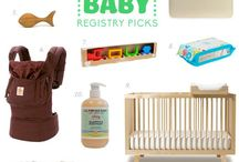 Modern moms must haves / Natural baby products and essentials for modern, health conscious parents.