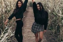 friendship_katsie / faith rosie brooks & katie clarkson || unexpected friendships are the best ones