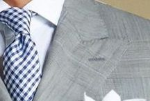 Dress for Success: Men / CareerBuilder's take on what's fashionable for men in the workplace.
