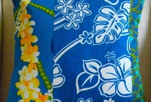 Tropical Pillow Covers and Beach Decor / For those who wish their homes felt more like an oasis and that every day was like a day at the beach. / by SuzanneBag