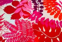 Vintage Hawaiian Fabrics / For lovers of bright colorful barkcloth, cottons and synthetics of the 50's to the 70's / by SuzanneBag