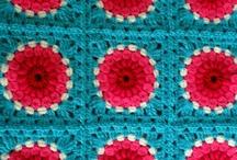 Crochet / general crochet tutorials, stitch varieties, tips, tricks & misc.  / by Pamela Ellis