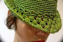 Crochet - Wearables / by Pamela Ellis