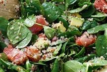 Salads / by Shauna Sigmon