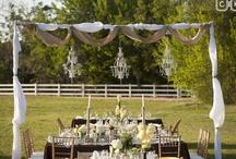Western Wedding With Burlap & Lace / Western Wedding with Burlap & Lace