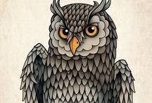 The Owl's Skull