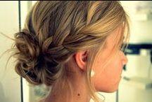 Hairstyles / by Julie Gernatt