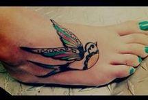 Tattoos / by Julie Gernatt