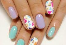 [Stylish Nails] / by Stephanie Li