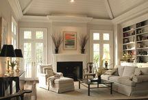 Fireplace Ideas / Interior design