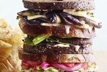 Sandwiches / Sandwich Ideas