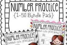 Kindergarten Math / by Norah