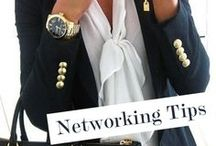 Networking Tips / Get tips and strategies for successful professional networking.