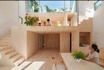 [ plywood interiors ] / Inspiring interiors made of plywood