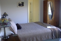 Luxury Accommodations in Auckland Wine Country Region / The luxury accommodations at the Matakana Country Lodge include the Chablis Room, which is a charming, and intimate place to relax before or after exploring the Auckland Wine Country Region. #auckland #travel #accommodations