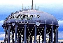 Sacramento, CA / Sacramento landmarks, businesses & regional flavor.