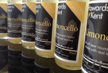 Lemons make limoncello  / At Howards of Kent we use fresh lemons to make our fabulous limoncello.