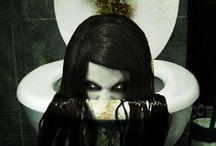 Halloween - Props / by Beren Dutra