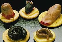 Halloween - Recipes - Sweets / by Beren D