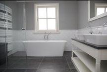 Opgeleverde badkamers