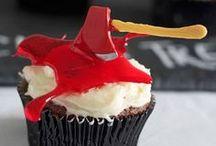 Halloween - Cupcakes/Brownies / by Beren Dutra