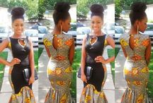 AFROPOLITAN♥♥♥ /  Its All About Iconic African Inspired Style, Fashion & Beauty Displayed in Beautiful African Prints, Kente & Ankara... / by Nichélé