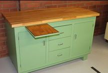 Upcycled and Repurposed Furniture / Repurposed and upcycled for your home
