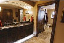 Verity Homes Bathrooms / www.verityhomes.com