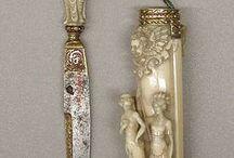 Swords, weapons & Crosses / by Sandy Parker