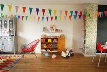 Babaszoba dekoráció - Baby room decoration