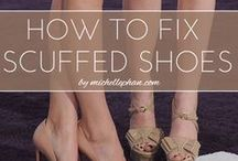 If the Shoe Fits...What shoes to wear with your outfit / How to style shoes with your outfit