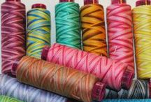 WonderFil Threads / Fantastic threads for quilting, embroidery, stitching, sewing...