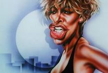 Tina Turner / A strong Women