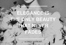 Elegance / Feminine and sexy