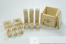 Spielgabe 5B Goldammer - Froebel Gift 5B