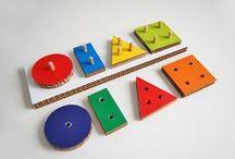 Spielgaben DIY / Do it yourself Ideen für Froebels Spielgaben
