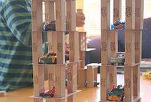 Bauen und Konstruieren mit Kindern