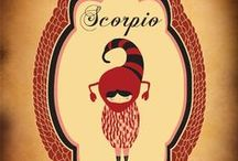 Scorpio / star sign