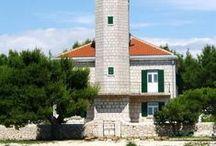 Coast Guard Lighthouse / Világító tornyok
