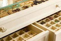 Interior Design / Wall Divider, decorating, storage,display idea.