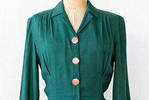 Vintage - Retro Dress / vintage, retro,