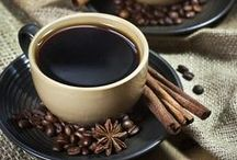Dark and delicious.... Coffee