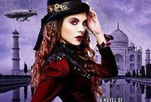 Steamy Steampunk / Clockwork, steam, romance, and a few extra vampy vampires for good measure.