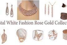 Rose Gold Jewelry / Rose Gold Jewelry