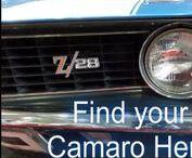 Cool Camaro Designs