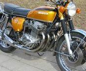 HONDA MOTOR BIKES