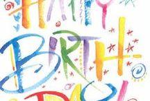 Birthday / Ünnepek